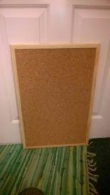 cork board 40cm x 60cm
