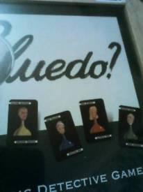 ** CLUEDO GAME. -- SPECIAL EDITION