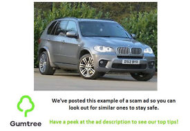 FACELIFT BMW X5 3.0 40d xDrive -- Read the description before replying to the ad!!