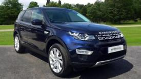 2016 Land Rover Discovery Sport 2.0 TD4 180 HSE Luxury 5dr - P Manual Diesel 4x4