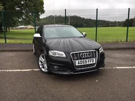 AUDI A3 S3 2.0T FSI AUTO 5 DOOR 2009 59 *ONLY 52K MILES WITH FULL S/HISTORY*