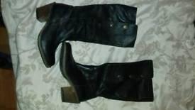 Wrangler Ladies Boots 6