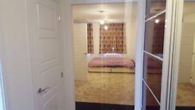 Double Bedroom - 5 mins walk from Basingstoke station