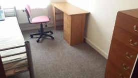 A single room to offer, share a flat in the Cambridge City. CB1 3TU