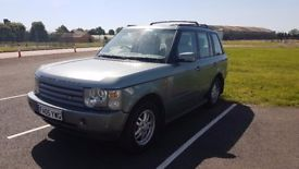 Land Rover Range Rover Vogue 3.0 TD6, Auto, 2005, FSH, V.G Condition