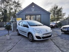 Renault Twingo 1.2 EXPRESSION (silver) 2010