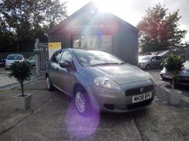 Fiat Punto 1.2 ACTIVE (grey) 2008