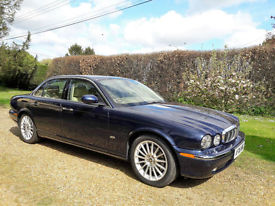 Jaguar XJ Executive 2.7TDVi auto,2006 only1 owner, just 28000 miles