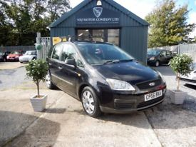 Ford C-Max 1.8 TDCI SIV LX 115PS (black) 2006