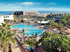 5 Star Holiday To Lanzarote 2 people HB was £1400 now only £675 Fly 2nd November From Mancester