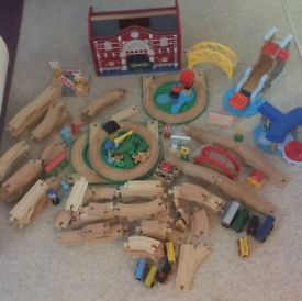 Huge amount of Brio train set and Accessories