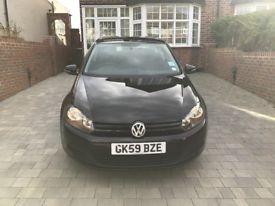 Black Volkswagen GOLF 1.4 For Sale