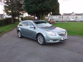 2011 Vauxhall Insignia SRI CDTI 160 DIESEL ISOFIX AUTOMATIC NEW MOT ESTATE AUTO