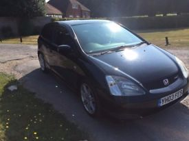 Honda civic type R 2003 ep3 not dc2 ek9 eg6